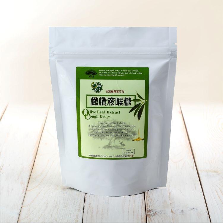 橄欖液喉糖-袋裝