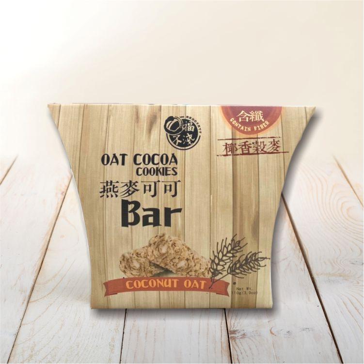 燕麥可可Bar-椰香穀麥